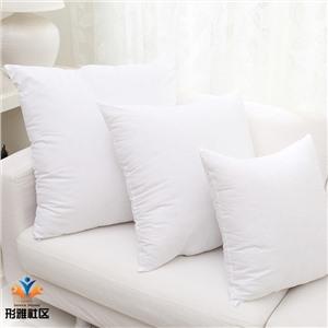 纯白沙发抱枕芯靠垫芯高端版
