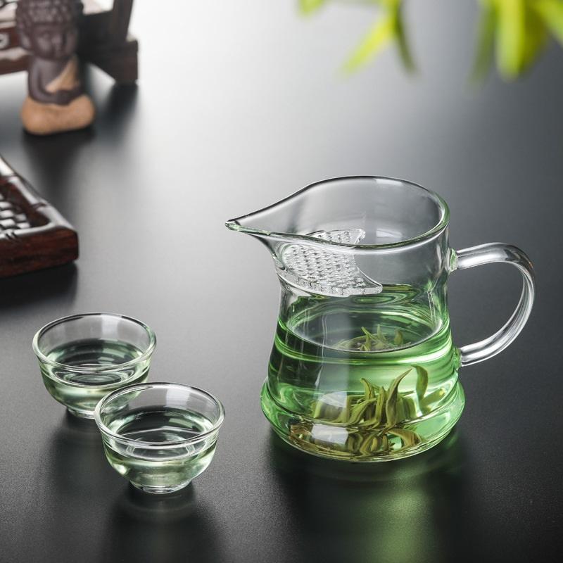 绿茶泡茶杯