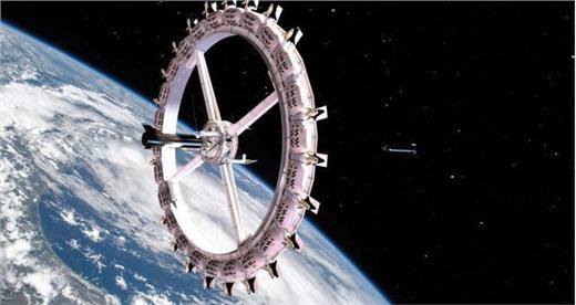 美国人将国际空间站的商业服务价格提高6倍